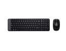 Logitech Desktop K&M Wireless kit MK220