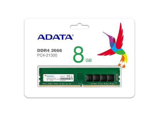 ADATA 8GB DDR4 2666 U-DIMM RAM For PC