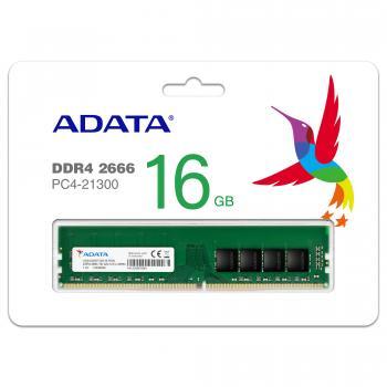 ADATA 16GB DDR4 2666 U-DIMM RAM For PC