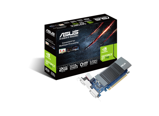 Asus NVIDIA GeForce 710 2GB DDR5