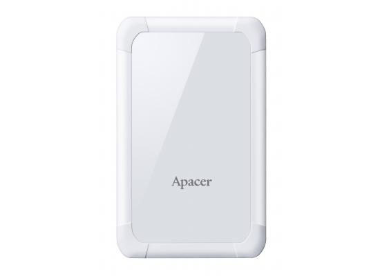 Apacer AC532 USB 3.2 Gen 1 Portable Hard Drive 1TB White