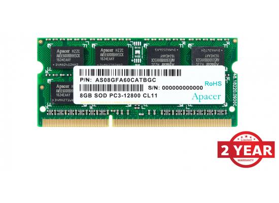 Apacer RAM SO-DIMM Notebook DDR3  1600Mhz 8GB