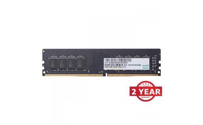 Apacer RAM U-DIMM PC DDR4 2666Mhz 16GB