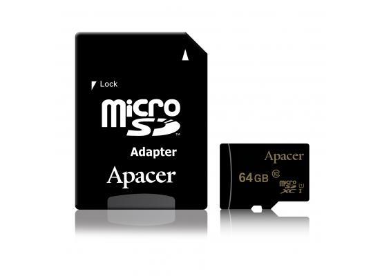 Apacer microSDXC/SDHC UHS-I U1 Class 10 64GB
