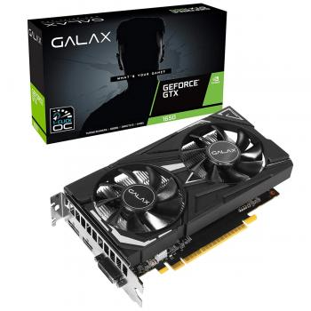 Galax GTX1650 EX OC 4GB DDR-6 Graphics Card