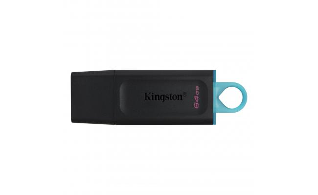 Kingston DataTraveler Exodia 64GB USB 3.2 Gen 1 Flash Drive