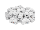 TRENDnet 25 Pack Cat6 RJ-45 Keystone Jack
