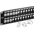 TRENDnet 48-port Blank Keystone 2U HD Patch Panel