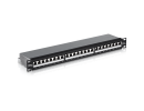 TRENDnet 24-port Cat6a Shielded Patch Panel