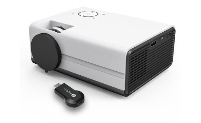 Smart Mini Projector Wireless