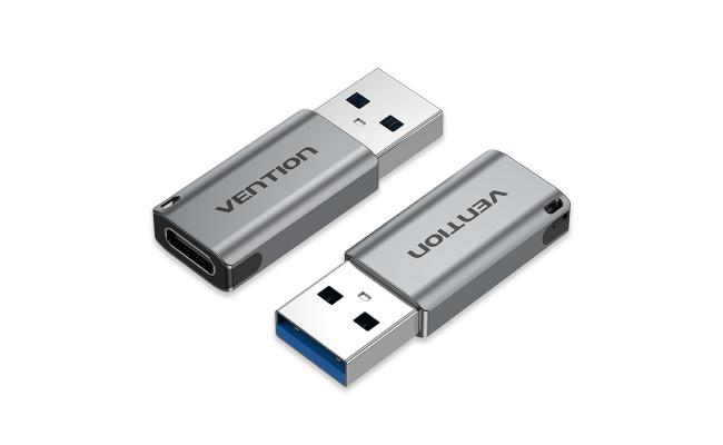 Vention USB 3.0 Male to USB-C Female Adapter