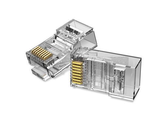 Vention Cat6 UTP RJ45 Plug 100 Pack