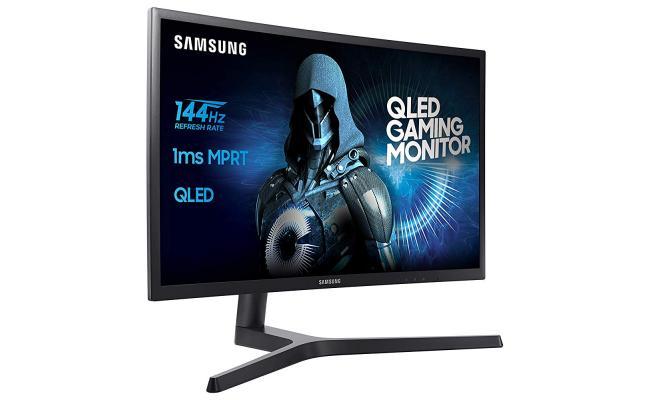 Samsung FG73  QLED 24 Gaming