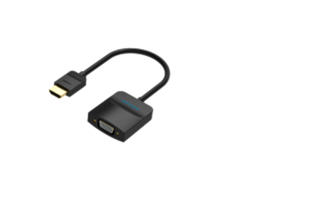 Vention HDMI to VGA Conv W/Micro USB and Audio