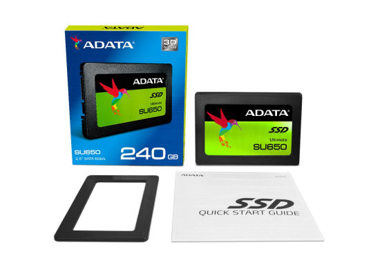 ADATA SSD 240GB Hard Disk