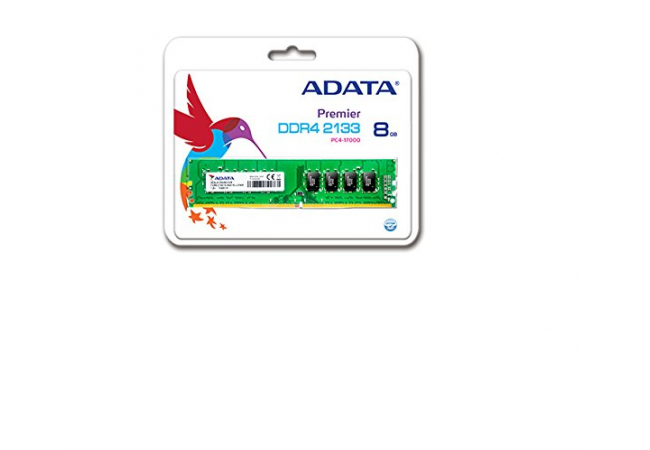 ADATA 2133 DDR4 8GB for PC
