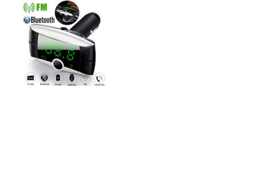 MP3 FM WIRELESS MODULATER 12V 5IN1 SD MMC USB
