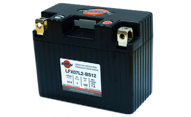 BATTERY 12V 12AH LSA