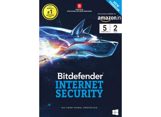 Bitdefender Internet Security 1User