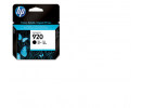 HP INK CARTRIDGE 920 BLACK CD971AE