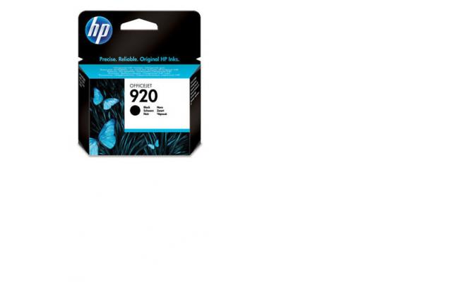 HP INK CARTRIDGE 920 BLACK CD971AE