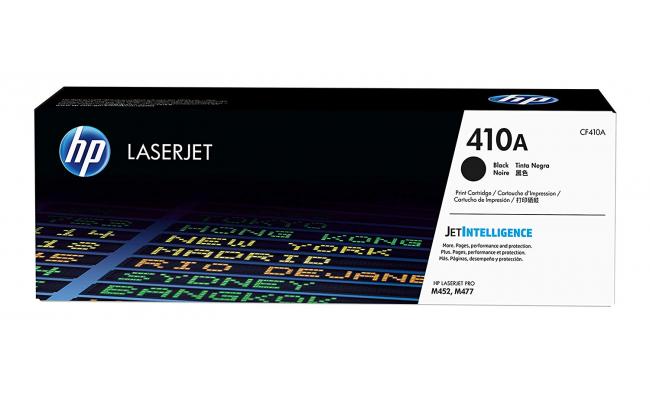 HP Compatible Black Toner CF410A