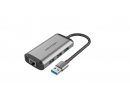 Vention USB3.0 to 3*USB3.0/Gigabit Ethernet DS