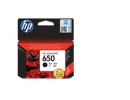 HP 650 BLACK INK CZ101AE