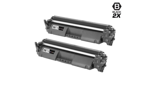 Comp Toner for HP Black Laser 17A