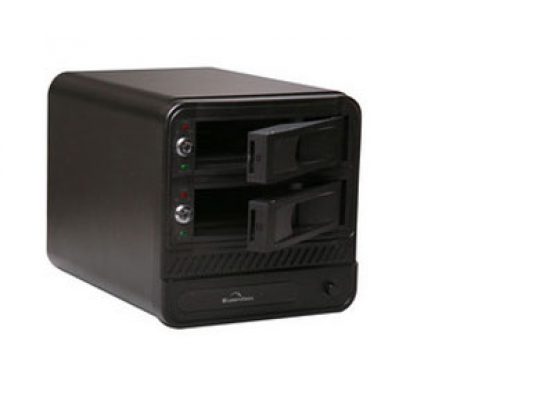 "2SATA Hard disk 3.5"" enclosure DB35E"