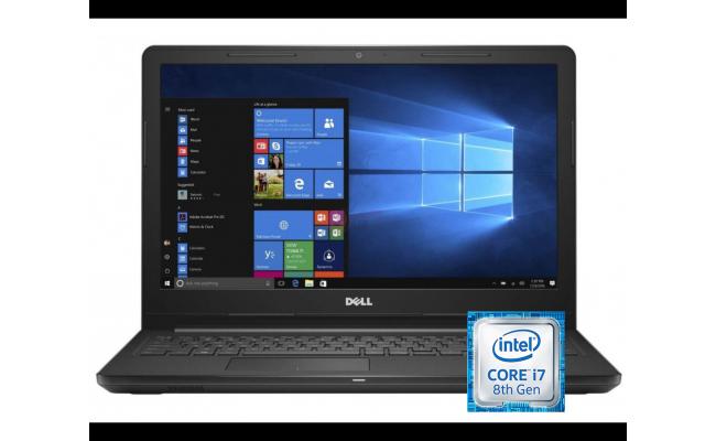 DELL 3576 I7-8550 8GB RAM 1TB 2GB VGA