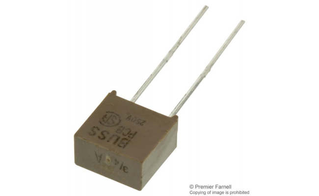 Fuse for Board UPS BK / PCB-3-R