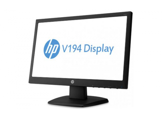 """HP 18.5"""" Widescreen LED Monitor"""