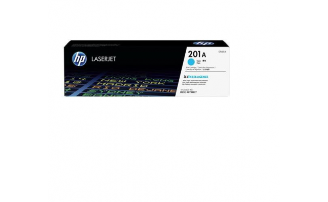 HP Compatible Toner CF401 Cyan