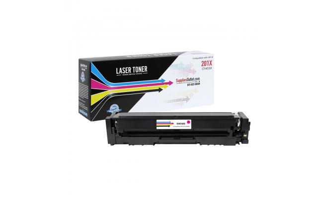 HP Compatible Toner CF403 Magenta
