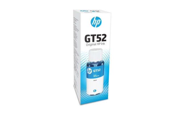 HP INK ORGINAL GT52 CYAN