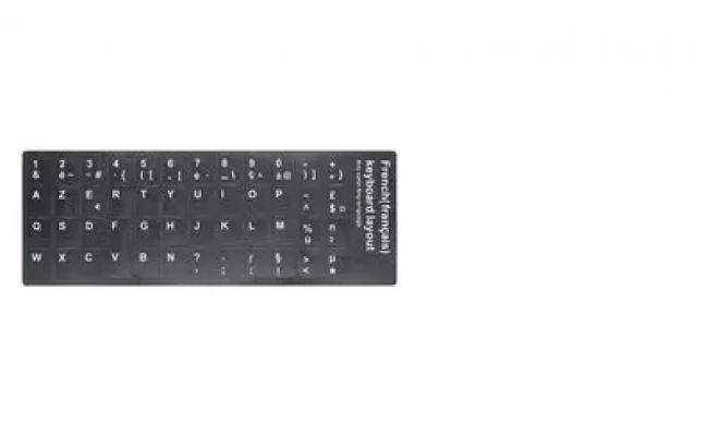 High Quality Keyboard Stickers