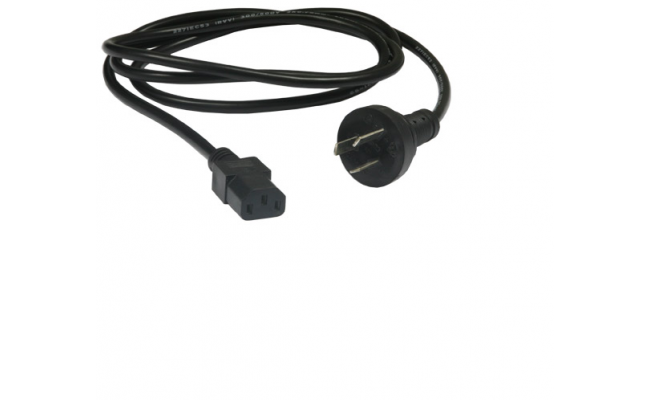 Huawei Power Cable 3x10mm Black