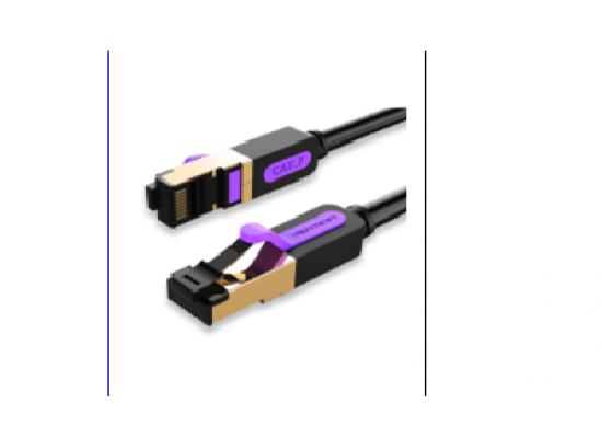 Cat.7 SSTP Patch Cable 10M Black
