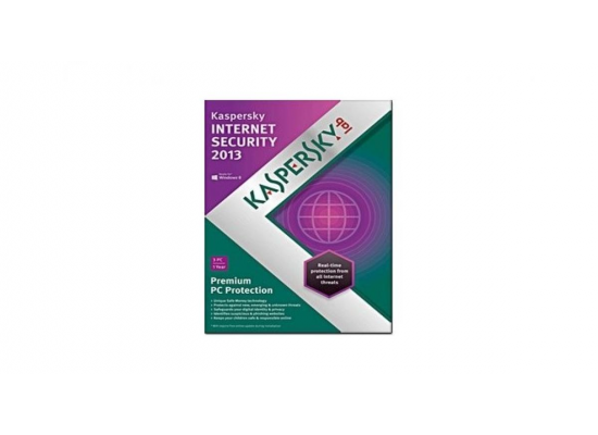 Kasper Internet Security 1User Retail with DVD2013