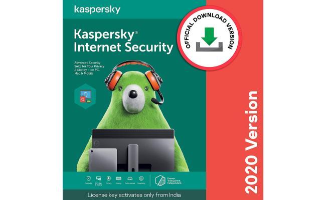 KASPER INTERNET SECURITY 2 LICENES