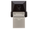 Kingston 64GB USB MICRODUO Flash DTDUO3/64GB