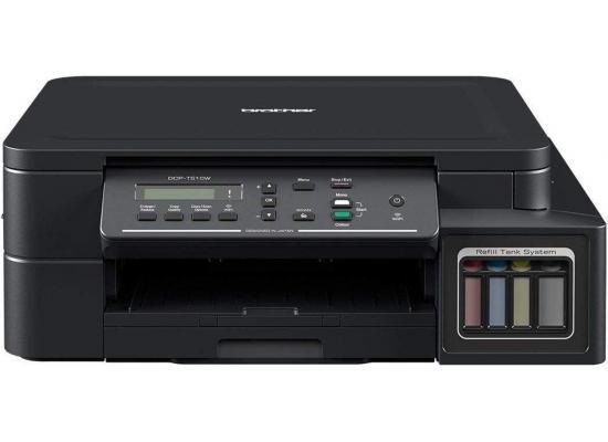 Brother Color DeskJet DCP-T510W Printer