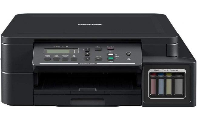 Brother Color DeskJet DCP-T510W Printer