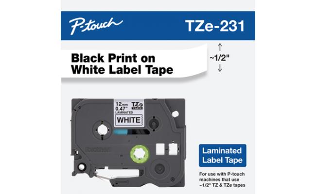 Brother Tape Cartridge TZe-231