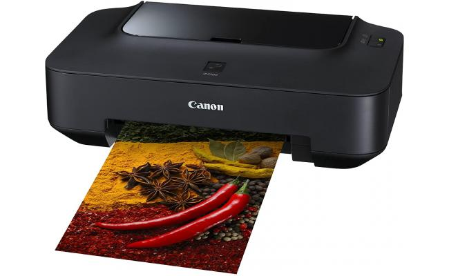 Canon PIXMA iP2700 Photo Printer