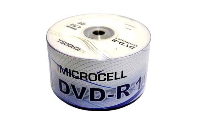 RI-CHOICE DVD-R  50PK 4.7GB