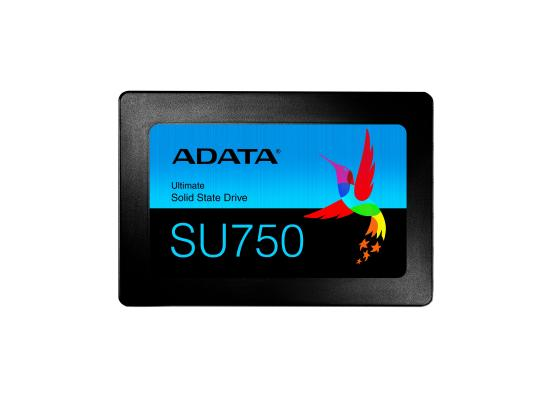 """ADATA SSD SU750 2.5"""" SATA 6Gb/s - Solid State Drive"""
