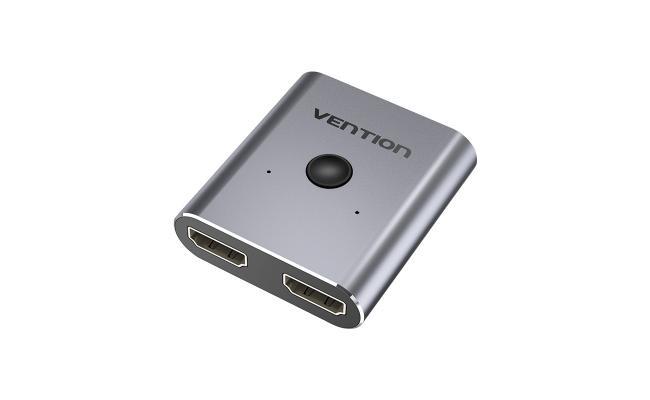 Vention 2 Port HDMI Bi-Direction Switcher AFLH0