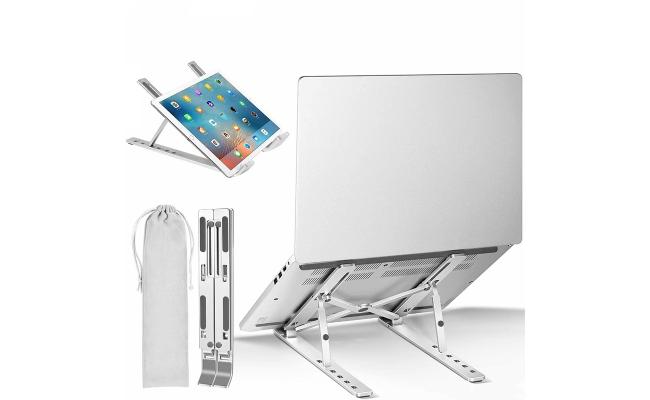 Laptop Stand Aluminum Alloy - Medium